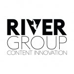 River Group content creative agency logo