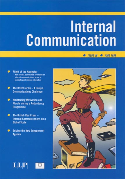 Internal Communication magazine cover