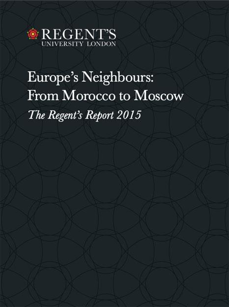 University academic report cover