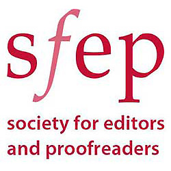 Society for Editors and Proofreaders logo